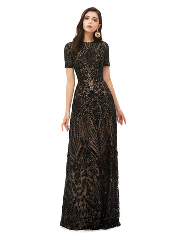 products/black-sequined-evening-dress-with-short-sleeves-modest-prom-dress-pd00469-2.jpg