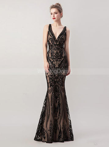 products/black-sequined-prom-dress-mermaid-prom-dress-with-overskirt-pd00446-2.jpg