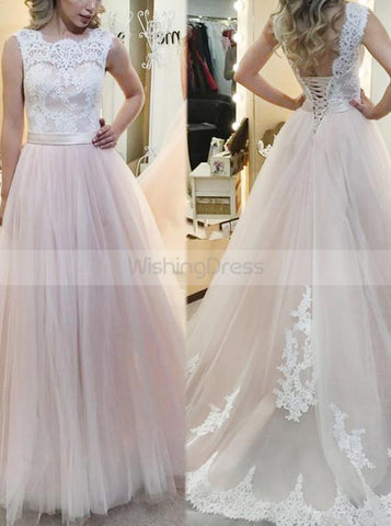 products/blush-wedding-dresses-tulle-bridal-dress-elegant-wedding-dress-aline-bridal-gown-wd00068-1.jpg