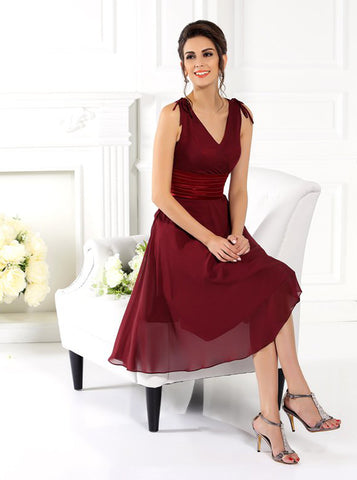 products/burgundy-bridesmaid-dresses-knee-length-bridesmaid-dress-short-mother-dress-bd00242.jpg