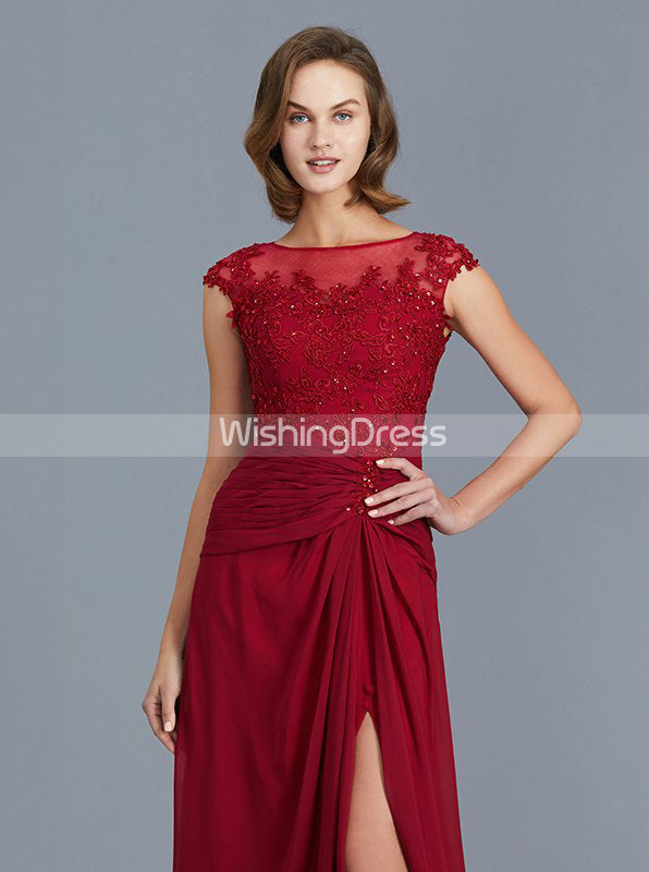 a2591f3f82b6 Burgundy Mother of the Bride Dresses