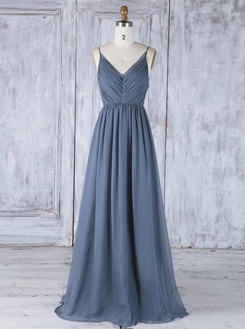 products/chiffon-bridesmaid-dresses-with-straps-ruched-bridesmaid-dress-bd00359-4.jpg