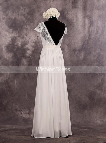 products/chiffon-wedding-dress-with-short-sleeves-vintage-beach-wedding-dress-wd00527-3.jpg