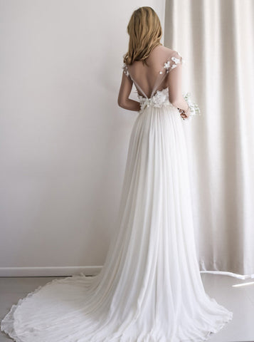 products/chiffon-wedding-dresses-beach-wedding-dress-off-shoulder-bridal-dress-floral-bridal-dress-wd00106.jpg