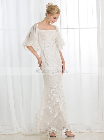 products/column-wedding-dresses-short-sleeves-wedding-dress-floor-length-wedding-dress-wd00024-2.jpg