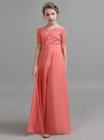 products/coral-junior-bridesmaid-dresses-with-sleeves-chiffon-elegant-junior-bridesmaid-dress-jb00067-2.jpg