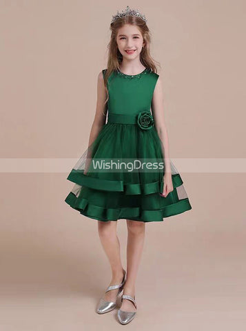 products/dark-green-knee-length-little-girls-party-dresses-satin-and-tulle-junior-bridesmaid-dress-jb00077.jpg