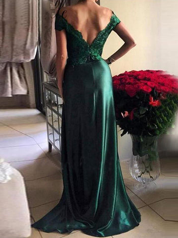 products/dark-green-prom-dress-off-the-shoulder-evening-dress-with-slit-elegant-evening-dress-pd00174-2.jpg