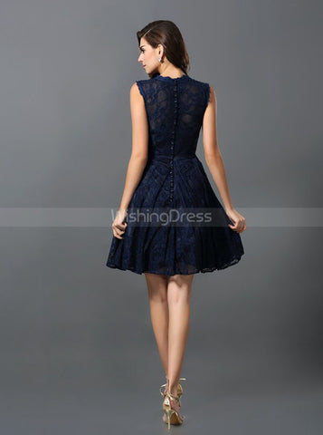 products/dark-navy-bridesmaid-dress-lace-bridesmaid-dress-short-bridesmaid-dress-bd00240-2.jpg