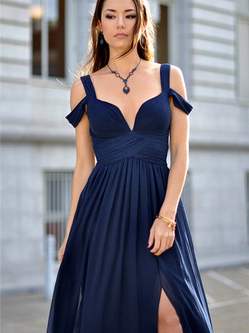 products/dark-navy-chiffon-prom-dress-long-summer-bridesmaid-dress-plus-size-bridesmaid-dress-pd00011-1.jpg