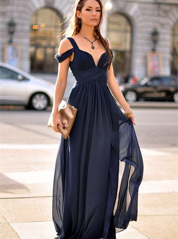 products/dark-navy-chiffon-prom-dress-long-summer-bridesmaid-dress-plus-size-bridesmaid-dress-pd00011.jpg