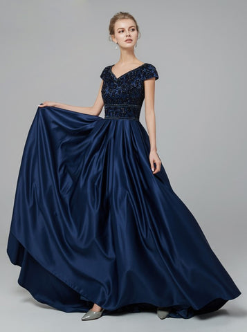products/dark-navy-prom-dress-with-cap-sleeves-satin-modest-evening-dress-pd00438-1.jpg