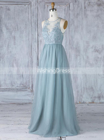 products/elegant-bridesmaid-dresses-tulle-bridesmaid-dress-with-illusion-back-bd00371-2.jpg