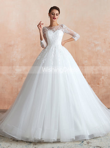 products/elegant-wedding-dresses-with-sleeves-a-line-classic-bridal-gown-wd00477-2.jpg