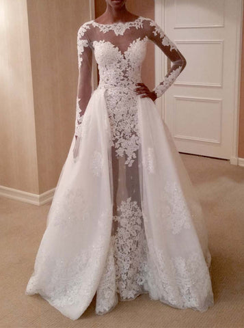 products/fitted-wedding-dresses-with-long-sleeves-tulle-wedding-dress-with-overskirt-2.jpg