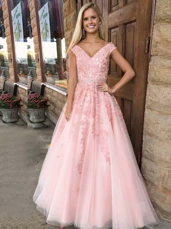 Floral Prom Dressesprincess Prom Dressgirls Party Dressgraduation