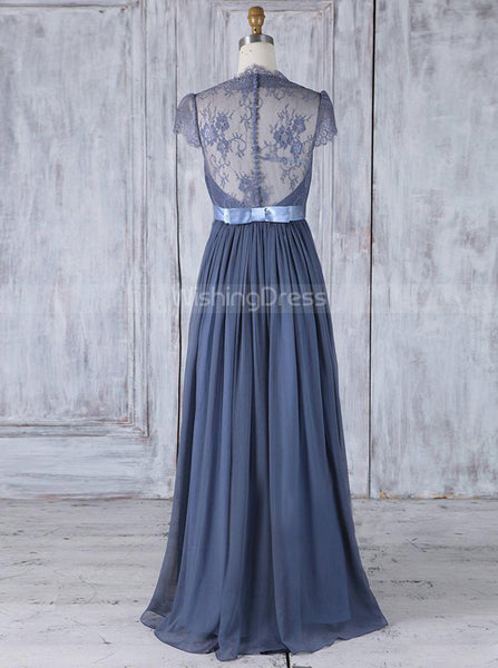 Gorgeous Bridesmaid Dresses,Formal Mother Dress with Cap Sleeves,BD00357