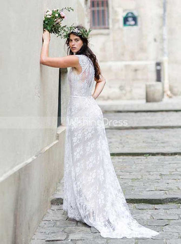 products/high-neck-boho-wedding-dress-lace-wedding-dress-with-sweep-train-wd00445-1.jpg
