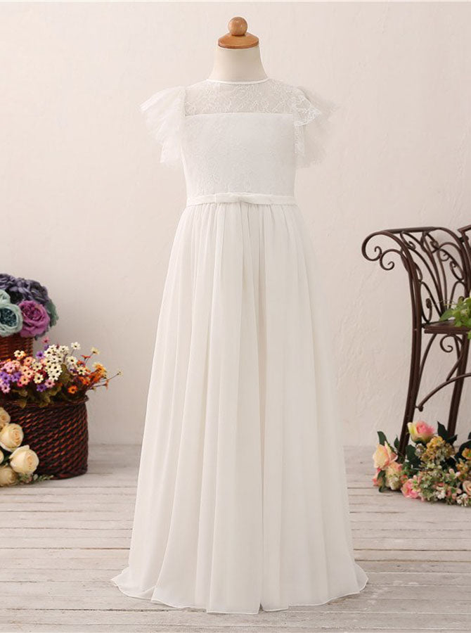 ba63b74e1b4 Ivory Flower Girl Dresses