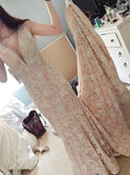 Lace Prom Dresses,Mermaid Prom Dress,Modern Prom Dress,Unique Prom Dress,PD00293