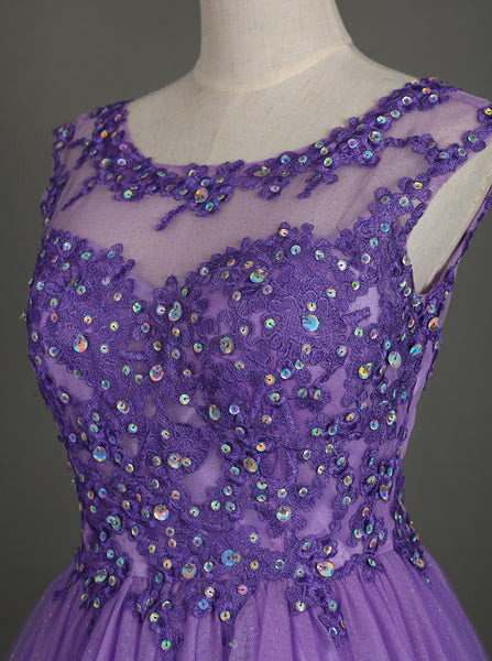 Lilac Homecoming Dresses,Short Homecoming Dress,Fancy Cocktail Dress,HC00007