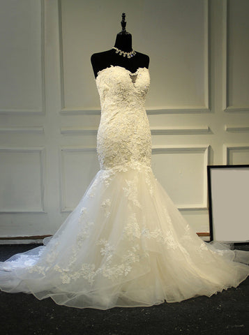 products/mermaid-fitted-wedding-dresses-tulle-strapless-wedding-dress-wd00383-2.jpg