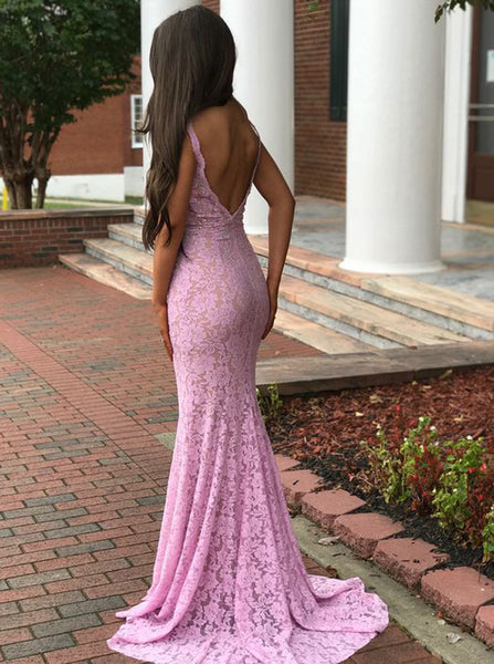 Mermaid Prom Dresses,Lace Prom Dress,Luxury Prom Dress,Long Prom Dress,PD00258