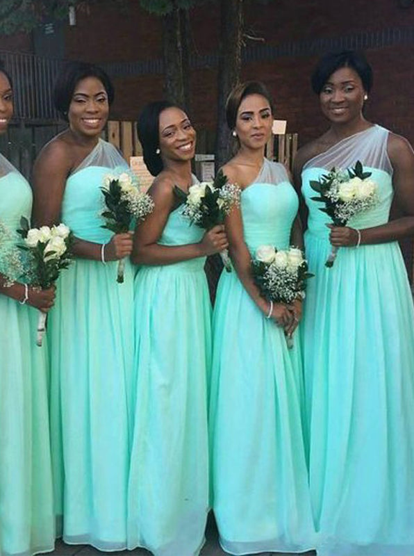 6a1d0d66c51 Mint Green Bridesmaid Dress