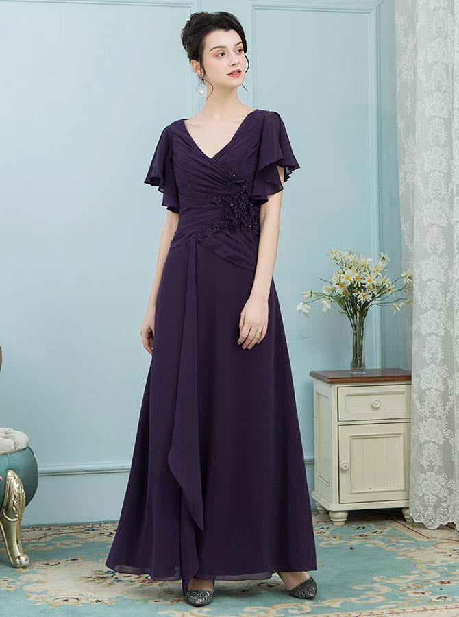 c72ec812021 Mother of the Bride Dresses with Sleeves