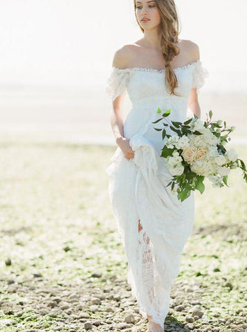 Boho Wedding Dresses Plus Size,Bohemian Wedding Dresses With ...