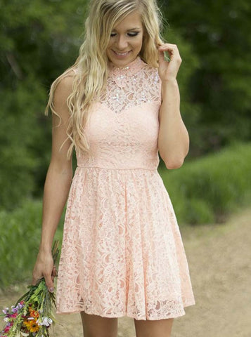 products/pink-bridesmaid-dresses-short-bridesmaid-dress-lace-bridesmaid-dress-bd00210-1.jpg