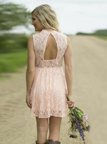 products/pink-bridesmaid-dresses-short-bridesmaid-dress-lace-bridesmaid-dress-bd00210.jpg