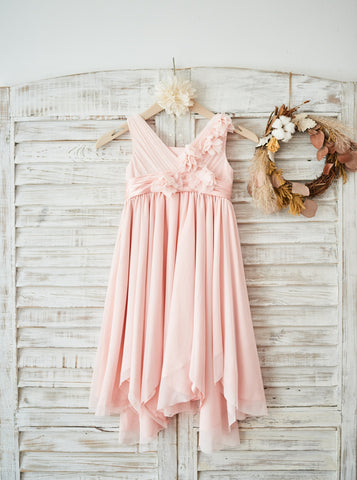 products/pink-flower-girl-dress-junior-empire-bridesmaid-dress-girl-party-dress-fd00106-1.jpg