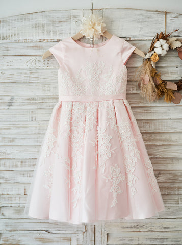 products/pink-flower-girl-dress-with-cap-sleeves-tea-length-girl-party-dress-fd00109-1.jpg