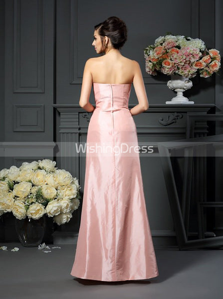 Pink Mother of the Bride Dresses,Taffeta Mother Dresses with Jacket,MD00059