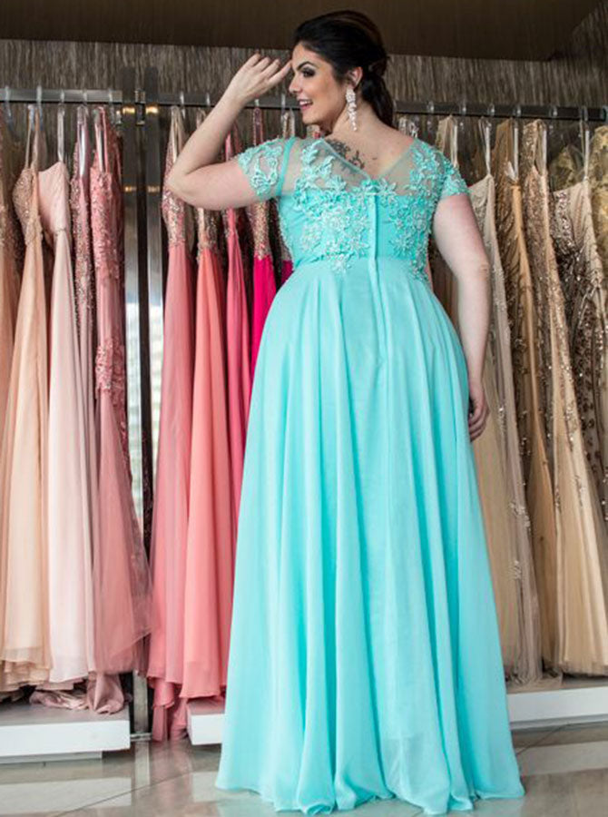 Plus Size Prom Dress With Sleevesplus Size Prom Dress For Teens