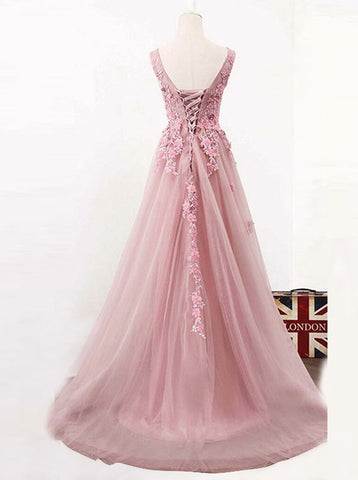 products/princess-a-line-tulle-prom-dress-floral-prom-dress-graduation-dress-for-girls-pd00180-2.jpg