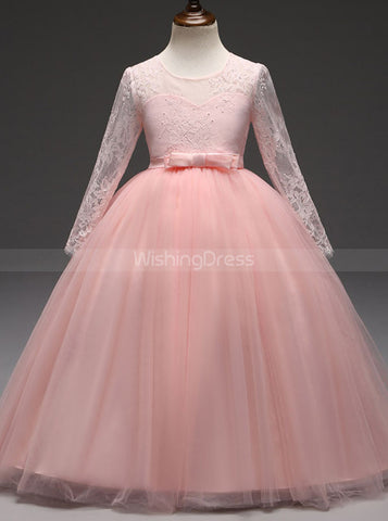 products/princess-flower-girl-dress-formal-girl-dress-first-communion-dress-with-sleeves-fd00128-2.jpg