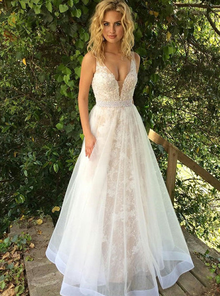 Princess Prom Dresses,Lace Tulle Prom Dress,Prom Dress for Teens,PD00297