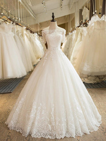 products/princess-wedding-dresses-wedding-gown-with-short-sleeves-floor-length-bridal-dress-wd00285-1.jpg