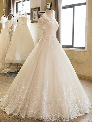 products/princess-wedding-dresses-wedding-gown-with-short-sleeves-floor-length-bridal-dress-wd00285.jpg