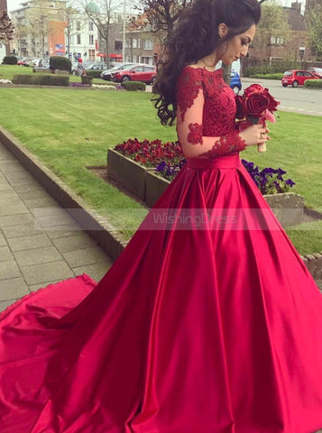 products/red-a-line-prom-gown-off-the-shoulder-prom-dress-with-long-sleeves-plus-size-prom-dress-pd00042.jpg