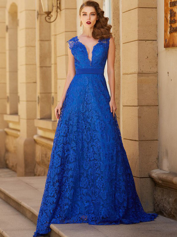Royal Blue Prom Dresses 79bcc6b17