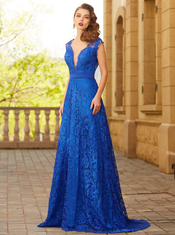 2b0fca79fb Royal Blue Prom Dresses