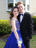 Royal Blue Short Prom Dress,Homecoming Dress For Girls,Tulle Girl Party Dress PD00167