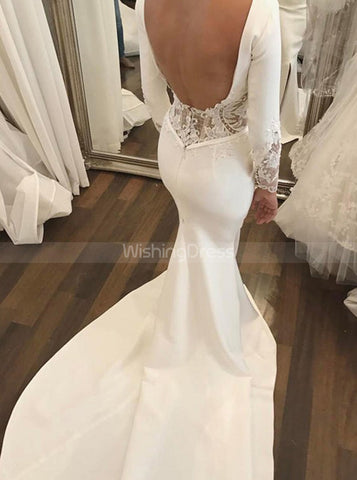 products/satin-wedding-dress-open-back-long-sleeves-wedding-dress-modest-wedding-dress-wd00401.jpg