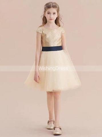 products/sequined-junior-bridesmaid-dress-knee-length-flower-girl-dress-jb00074-2.jpg