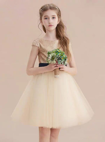 products/sequined-junior-bridesmaid-dress-knee-length-flower-girl-dress-jb00074-4.jpg