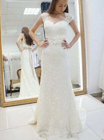 products/sheath-wedding-dresses-lace-wedding-dress-with-sash-ivory-bridal-dress-wd00238-2.jpg