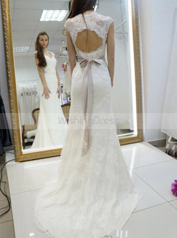 products/sheath-wedding-dresses-lace-wedding-dress-with-sash-ivory-bridal-dress-wd00238.jpg
